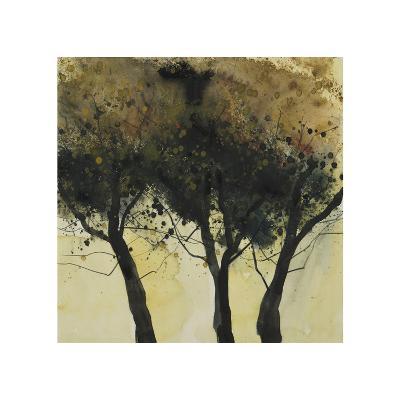 Seasonal Trees III-Susan Brown-Art Print