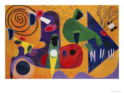 Seasons, c.1999-Gil Mayers-Giclee Print