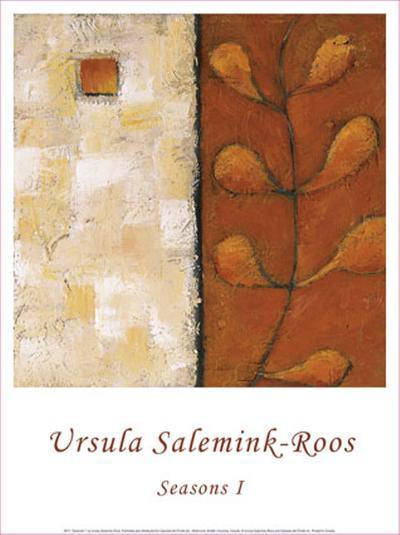 Seasons I-Ursula Salemink-Roos-Art Print