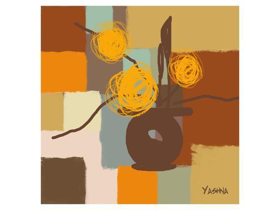 Seasons I-Yashna-Art Print