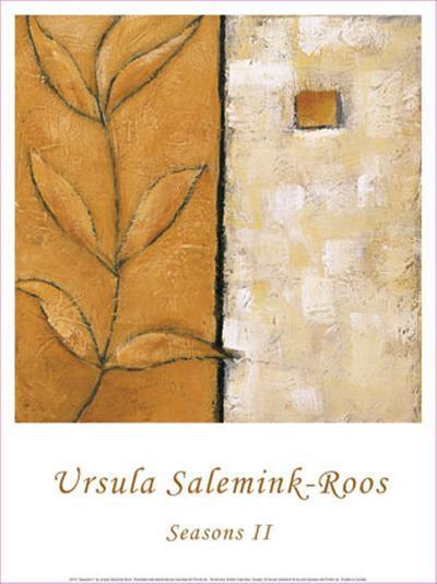 Seasons II-Ursula Salemink-Roos-Art Print