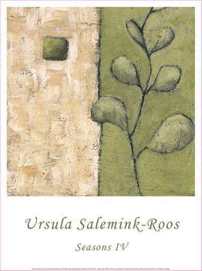 Seasons IV-Ursula Salemink-Roos-Art Print