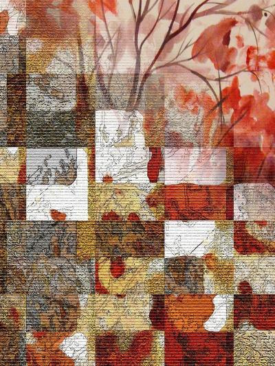 Seasons Mingle II-Ruth Palmer-Art Print
