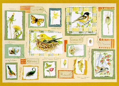 Seasons-Alie Kruse-Kolk-Art Print