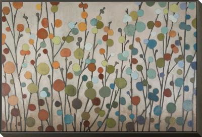 Seasons-Sally Bennett Baxley-Framed Print Mount