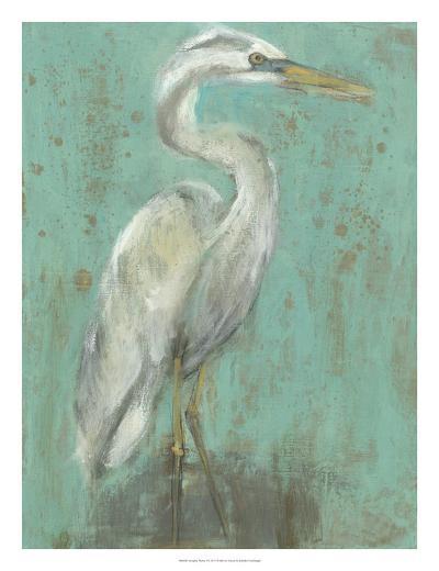 Seaspray Heron I-Jennifer Goldberger-Giclee Print