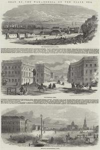 Seat of the War, Odessa, on the Black Sea