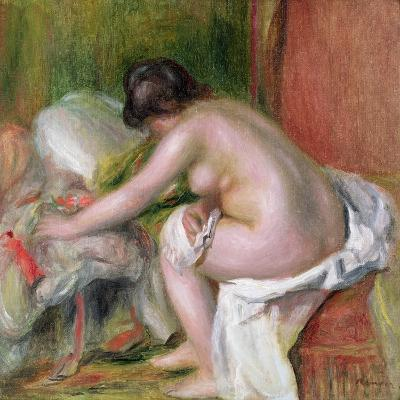 Seated Bather, 1898-Pierre-Auguste Renoir-Giclee Print