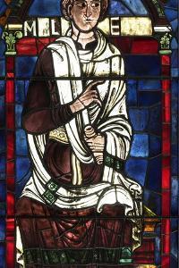 Seated Malaleel, Son of Cain