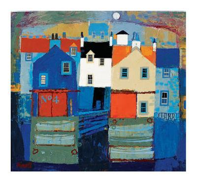 Seatown-George Birrell-Collectable Print