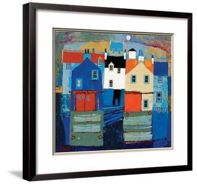 Seatown-George Birrell-Limited Edition Framed Print