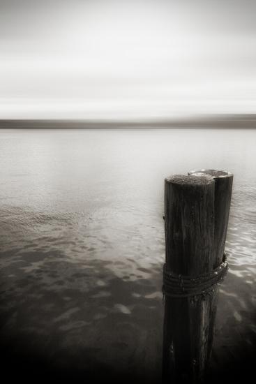 Seattle, View from Alki Beach-Savanah Stewart-Photographic Print