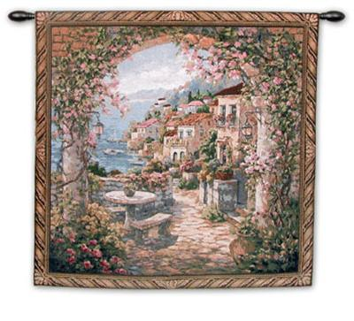 Seaview II-Yuri Lee-Wall Tapestry