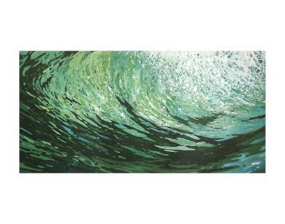 Seaweed on a Wave-Margaret Juul-Art Print