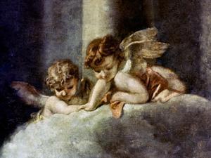 Ecstacy Of Saint Theresa by Sebastiano Ricci