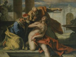 Susannah and the Elders by Sebastiano Ricci