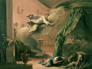 The Dream of Aesculapius by Sebastiano Ricci