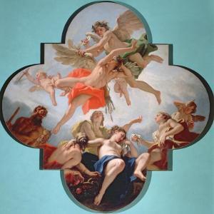 The Punishment of Cupid by Sebastiano Ricci