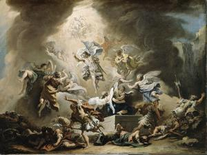 The Resurrection, C.1715-16 by Sebastiano Ricci