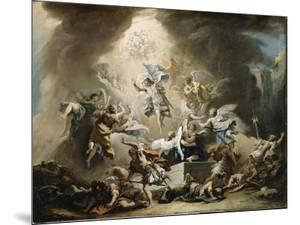 The Resurrection, C.1715-16 by Sebastiano Ricci