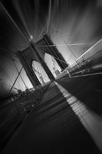 Brooklyn Bridge by Sebastien Del Grosso