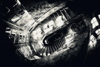 Sanat stairs