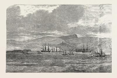 Sebastopol, and its Fortifications, on the Black Sea--Giclee Print