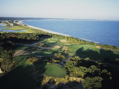 Sebonack National Golf Club, Holes 11 and 12-Stephen Szurlej-Premium Photographic Print