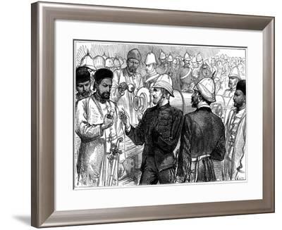 Second Anglo-Afghan War (1878-188), 1879--Framed Giclee Print