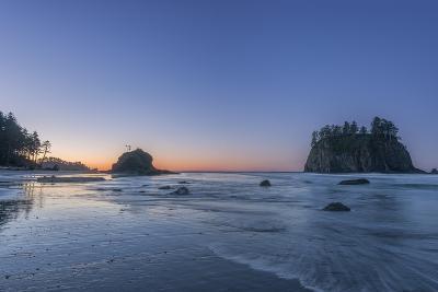 Second Beach Dawn-Rob Tilley-Photographic Print