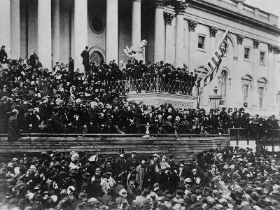 Second Inauguration of President Lincoln--Photographic Print