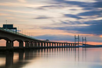Second Severn Crossing, South East Wales, United Kingdom, Europe-Billy Stock-Photographic Print