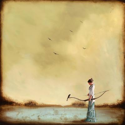 Second Thoughts-Alicia Armstrong-Art Print