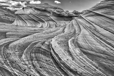 Second Wave Zion National Park Kanab, Utah, USA-John Ford-Photographic Print