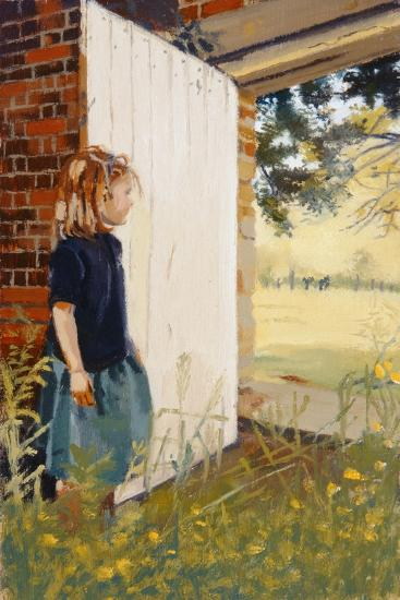 Secret Garden, 1995-Gillian Furlong-Giclee Print