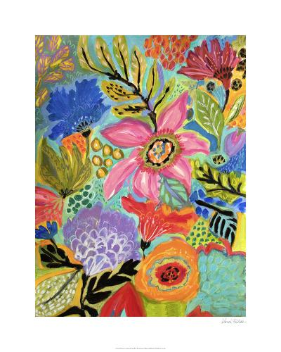 Secret Garden Floral II-Karen  Fields-Limited Edition