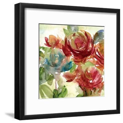 Secret Garden II-Carol Robinson-Framed Art Print