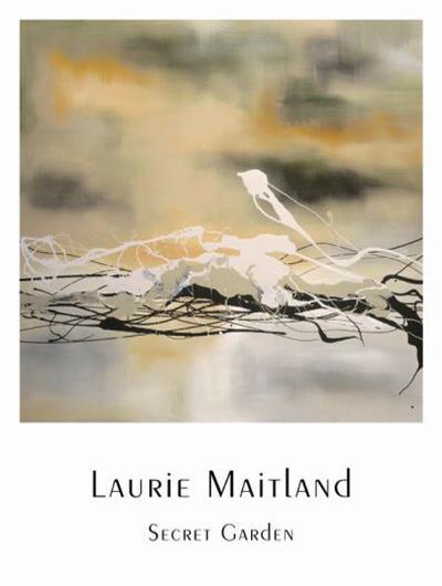 Secret Garden-Laurie Maitland-Art Print
