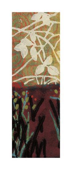 Secret Pathways-Valerie Willson-Giclee Print