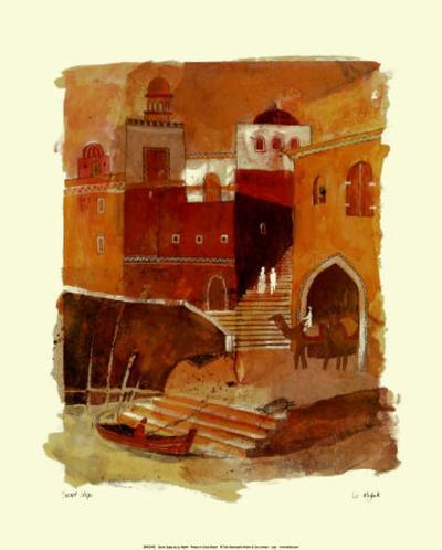 Secret Steps-L^ Myhill-Art Print