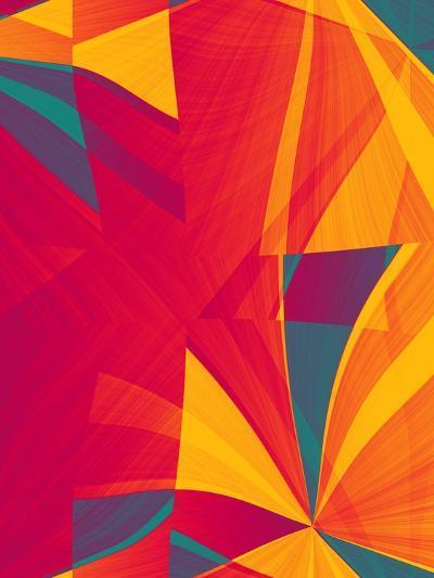 Sectional Fusion II-Ruth Palmer-Art Print