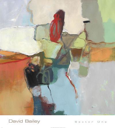 Sector One-David Bailey-Art Print