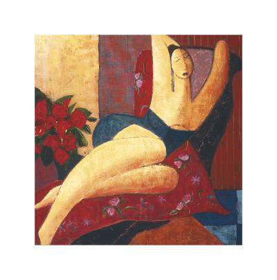 Seduction-Natalie Savard-Giclee Print
