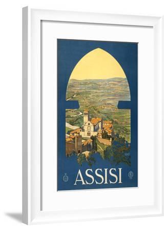 See Assisi-Studio W-Framed Art Print