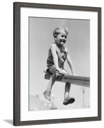 See-Saw-H. Armstrong Roberts-Framed Photographic Print