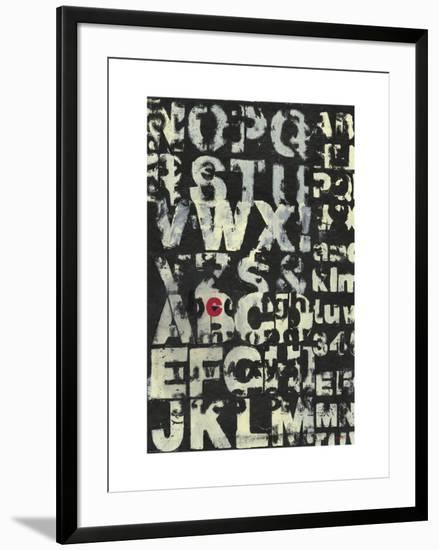 See-Norman Wyatt Jr^-Framed Art Print