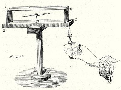 Seebeck's Experiment--Giclee Print