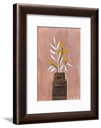 Seed and Bottle-Lynn Mack-Framed Art Print