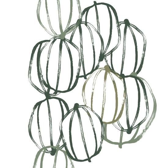 Seed Vessels I-June Erica Vess-Premium Giclee Print