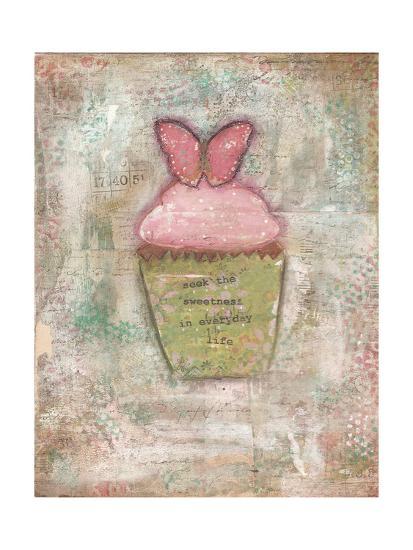 Seek Sweetness-Cassandra Cushman-Art Print